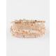 FULL TILT 5 Pack Flower Bracelets