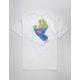 SANTA CRUZ Neon Screaming Hand Mens T-Shirt