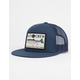 SALTY CREW Rainbow Retro Mens Trucker Hat