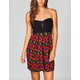 HURLEY Capetown Tube Dress