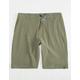 QUIKSILVER Slubbed Boys Hybrid Shorts