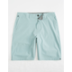 QUIKSILVER Solid Boys Hybrid Shorts