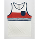 RVCA Change Up Bar Mens Tank Top