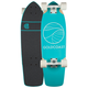 GOLDCOAST Classic Turquoise Cruiser Skateboard- AS IS