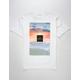 LA FAMILIA Black Box Horizon Mens T-Shirt