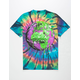 YOUNG THUG Slime Earth Swirl Mens T-Shirt