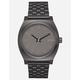 NIXON Time Teller Gunmetal Watch