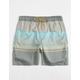 VALOR Veloz Stripe Mens Volley Shorts