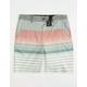 VALOR Veloz Stripe Boys Hybrid Shorts