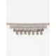 FULL TILT Tassels Chain Choker