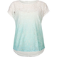 FULL TILT Dip Dye Crochet Front Girls Top