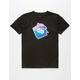PINK DOLPHIN Box Wave Boys T-Shirt