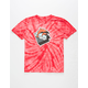 PINK DOLPHIN Box Wave Boys T-Shirt