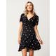 FULL TILT Ruffle Star Wrap Dress