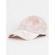 Crushed Velvet Womens Dad Hat