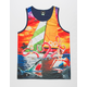 LRG Sink Or Swim Mens Tank