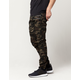 UNCLE RALPH Moto Twill Mens Cargo Jogger Pants