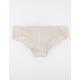 Lace T-Strap Panties