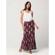 FULL TILT Floral Maxi Skirt