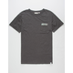 RHYTHM Trim Mens Pocket Tee