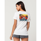 HURLEY True Bliss Womens Tee