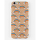 ANKIT Rainbow Glitter iPhone 6/6S Case