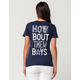 Dallas Cowboys Womens Tee