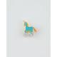 BADGE BOMB Magical Unicorn Pin