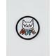 Badge Bomb Nope Cat Patch