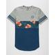 ADIDAS Sweet Leaf Mens T-Shirt