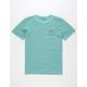 RVCA Barry Stripe Boys T-Shirt