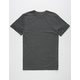 RVCA Label Vintage Dye Mens T-Shirt