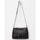 T-SHIRT & JEANS Metal Handle Crossbody Bag