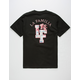LA FAMILIA Athletic Lotus Mens T-Shirt