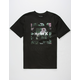 HURLEY Blinded Mens T-Shirt