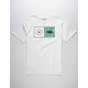HURLEY Diptych Mens T-Shirt