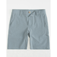 RVCA Grid Boys Hybrid Shorts