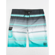 BILLABONG All Day X Stripe Mens Boardshorts