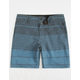 NITROUS BLACK Pancho Boys Hybrid Shorts
