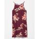 FULL TILT Hi Neck Floral Girls Dress