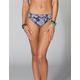 QUIKSILVER Blue Skies Floral Bikini Bottoms
