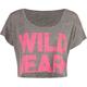 FULL TILT Wild Heart Womens Crop Top