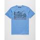 HIPPYTREE Kraken Mens T-Shirt