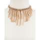 FULL TILT Francis Gold Chain Necklace