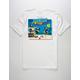 RIOT SOCIETY Panda Beach Mens T-Shirt