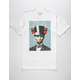 RIOT SOCIETY Abe Beer Helmet Mens T-Shirt