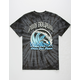 PINK DOLPHIN Waves Over Flames Mens T-Shirt
