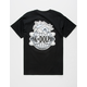 PINK DOLPHIN Axis Weave Mens T-Shirt