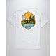 ELDON Get Lost Mens T-Shirt