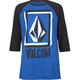 VOLCOM Interlock Boys Baseball Tee